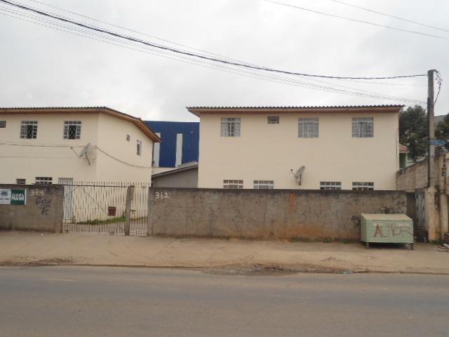 Apartamento 1 Andar, contendo 02 dormitórios, São Gabriel