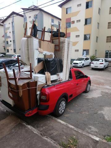 Fretes Apartir de 30 reais, montagem de móveis e mudanças - Foto 2