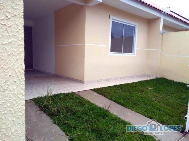 Casa à venda com 2 dormitórios em Cidade industrial de curitiba, Curitiba cod:225 - Foto 2