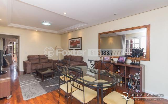 Cobertura à venda com 4 dormitórios em Chácara das pedras, Porto alegre cod:194457 - Foto 2
