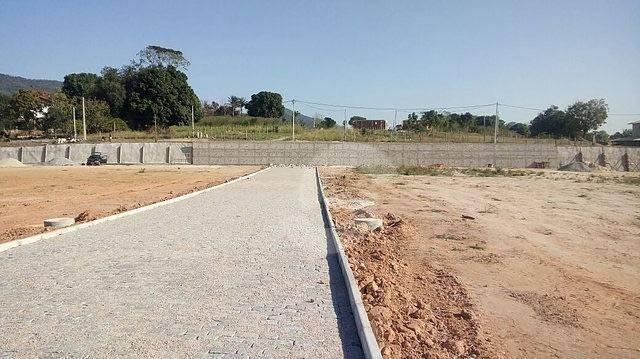 Terreno à venda, 240 m² por R$ 99.000,00 - Ubatiba - Maricá/RJ - Foto 8