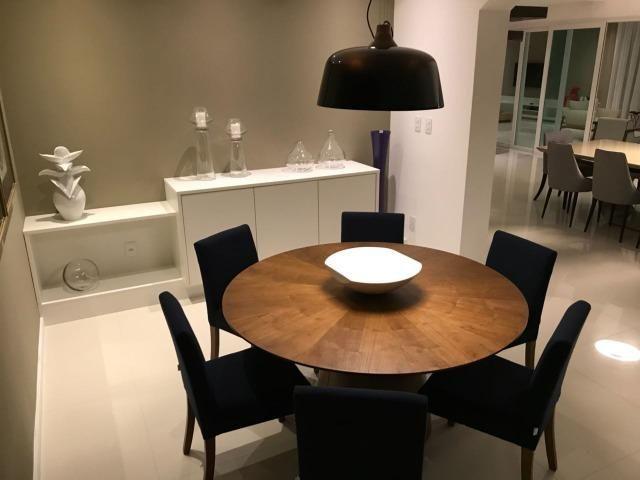 Luxuosa casa duplex com decoração e mobília completa conheça o projeto na integra paiva - Foto 13