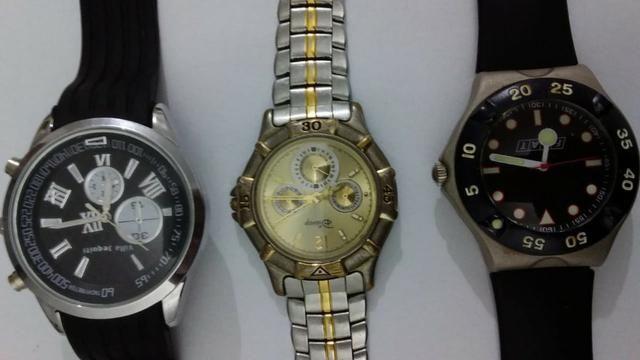 a99b97e48b7 Relógios para venda ou troca - Bijouterias