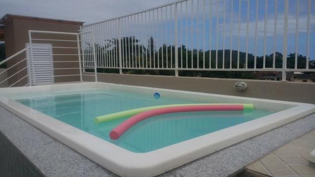 Apartamento no Pereque-açu, 2 dorm sendo 1 suite, segundo andar, piscina, elevador 015 - Foto 2