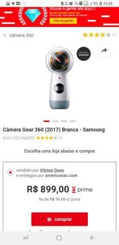 Camera Samsung 360