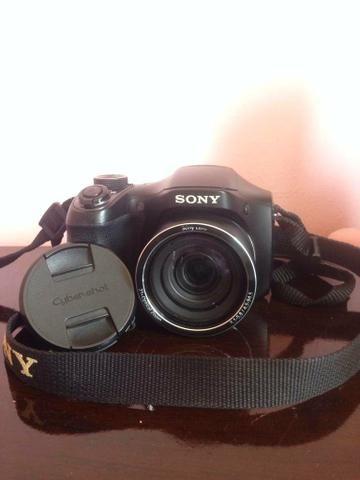 Câmera Semiprofissional Sony DSC-H100