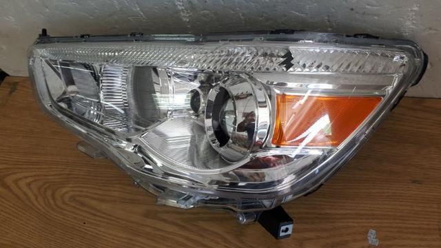 Farol Mitsubishi Asx Original 2018 Cromado - Foto 2