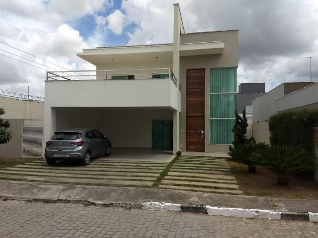 Duplex alto padrão condomínio Nature Ville, 4/4 , 2 suítes, localizado no Sim