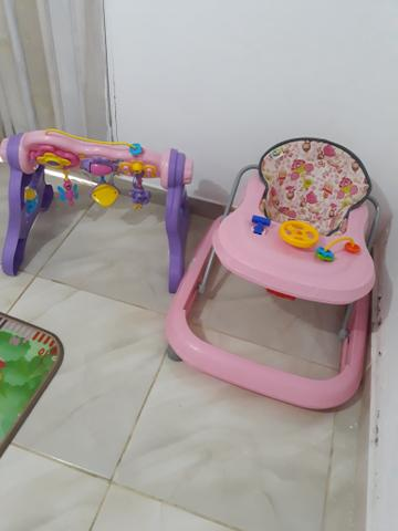 Andador + Brinquedo