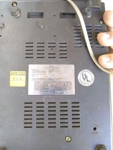 Telefone sem fio para colecionador anos 80/90 - Foto 2