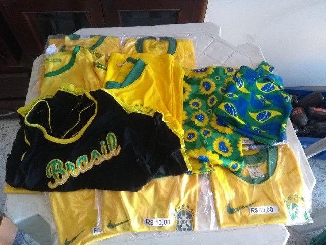 Blusas do Brasil - Foto 3