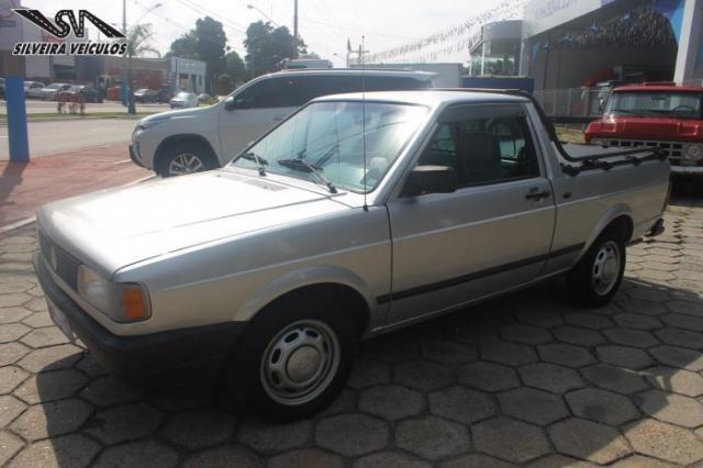 Volkswagen saveiro 1992 1.8 gl cs 8v gasolina 2p manual - Foto 3