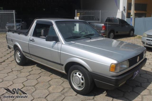 Volkswagen saveiro 1992 1.8 gl cs 8v gasolina 2p manual