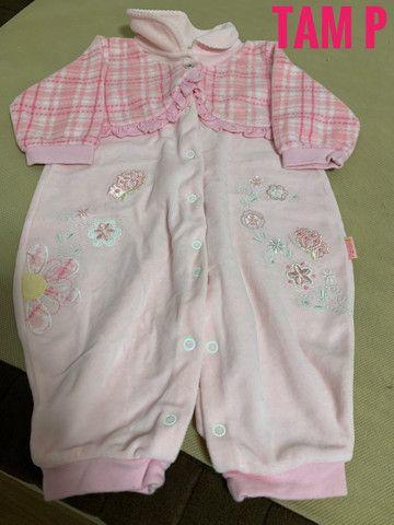 Roupa bebê menina - Foto 5