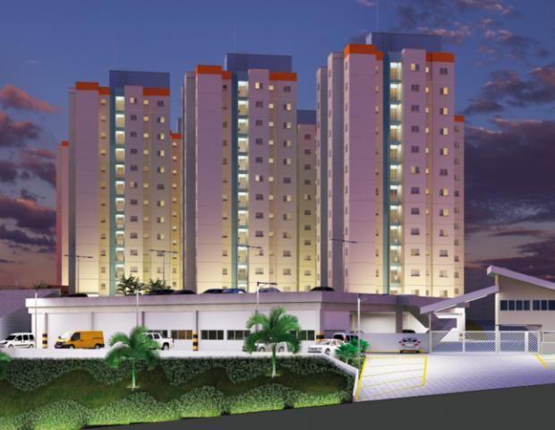 Tangará Residencial Resort - apartamento com 2 quartos em Jacareí - SP - Foto 2