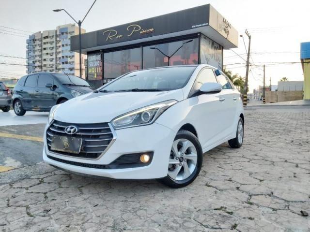 Hyundai HB20S Premium At 1.6 16V 4P 2016