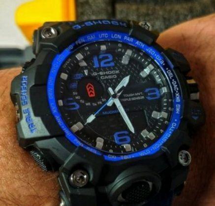 Relógio Casio G-Shock Mudmaster - Foto 6
