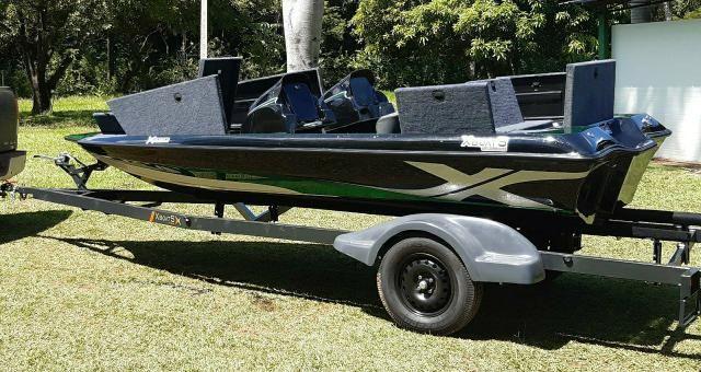 Bass Boat X-Raptor Xboats - Foto 3