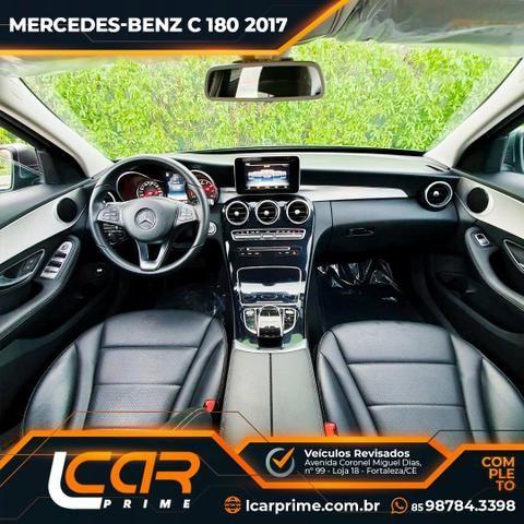 M.benz/ 2017-2017/ C180/ Igual a zero/ 26.OOOKm/ Preço imbatível - Foto 9