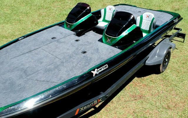 Bass Boat X-Raptor Xboats