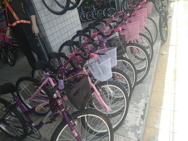 Promoção Bicicletas novas 6x sem juros entrega em domicílio - Foto 4