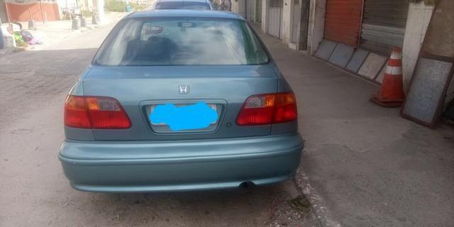 Honda Civic geração 6 - Foto 3