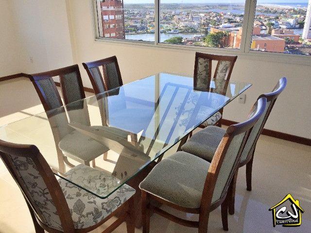 Apartamento c/ 3 Quartos - 2 Vagas - Mobiliado - Linda Vista Rio - Foto 4