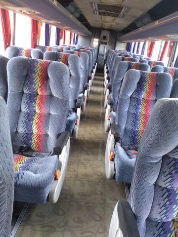 Ônibus rodoviária busscar jumbuus 360 Scania k124 420cv - Foto 6