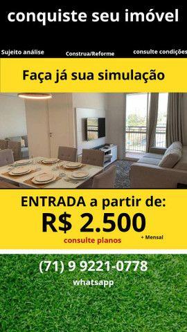 M.T saia do aluguel- casas 2/4 a 4/4- Salvador e Região metropolitana +de9500imoveis - Foto 2