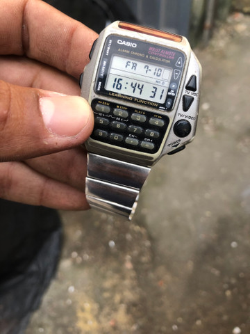 Relógio Casio cm40 - Foto 2