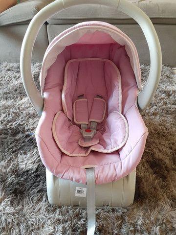 Bebê conforto semi usado - Foto 2