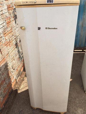 Geladeira Electrolux Degelo, 340 litros, conservada, completa. ENTREGO!