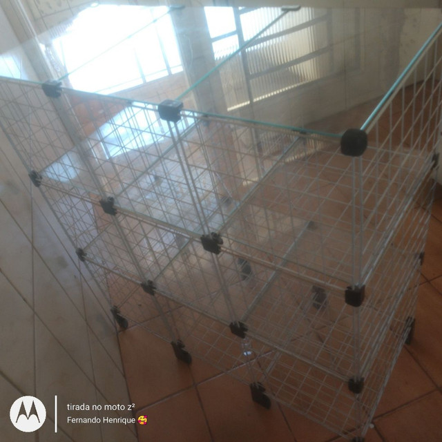 Partilheira de vidro  - Foto 2