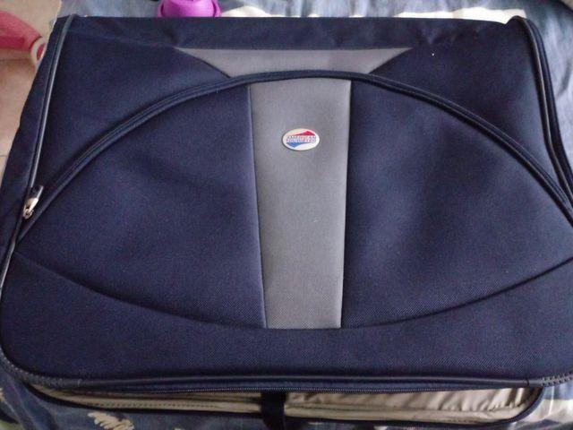 Bolsa de viagem para terno