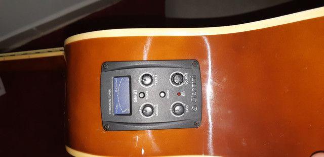 Violão elétrico Giannini  - Foto 4