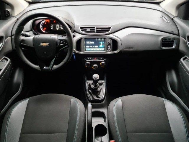 Chevrolet Prisma 2019 LT 1.4 8V Flex Completo Novisímo - Foto 8