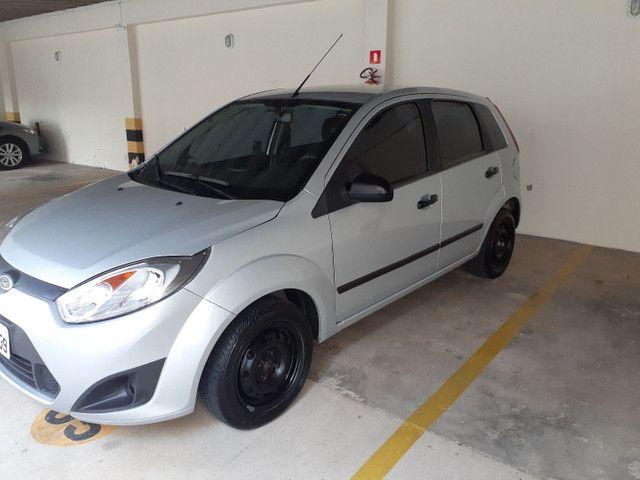 Fiesta 1.0 ano e modelo 2011 completo, IPVA 2021 PAGO - Foto 2
