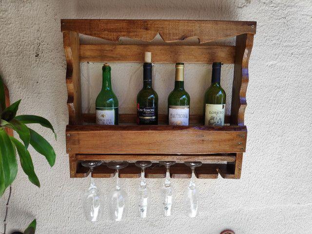 Adega bebida rústica - Foto 3