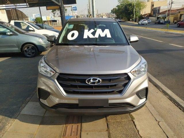 Hyundai creta 2021 1.6 16v flex action automÁtico - Foto 9