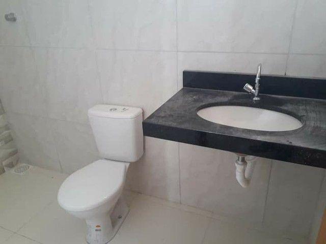 Casa nova com suite e porcelanado e churrasqueira  canelas vg - Foto 6