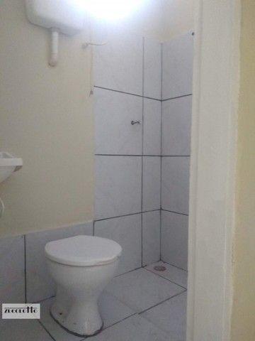 Aluguel de Kitnets R$380,00 com água e luz inclusas  - Foto 8