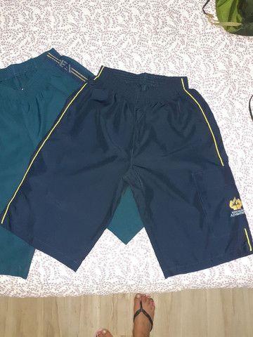 Bermudas uniforme colégio Adventista  - Foto 3