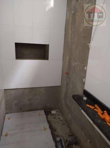 Casa com 3 dormitórios à venda, 115 m² por R$ 310.000,00 - Belo Horizonte - Marabá/PA - Foto 16