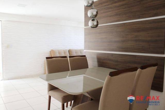 Apartamento com 3 dormitórios à venda, 68 m² por R$ 215.000,00 - Jardim Cidade Universitár - Foto 6