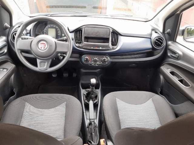 Fiat uno drive 1.0 6v 2019/flex/ manual /KM 42203