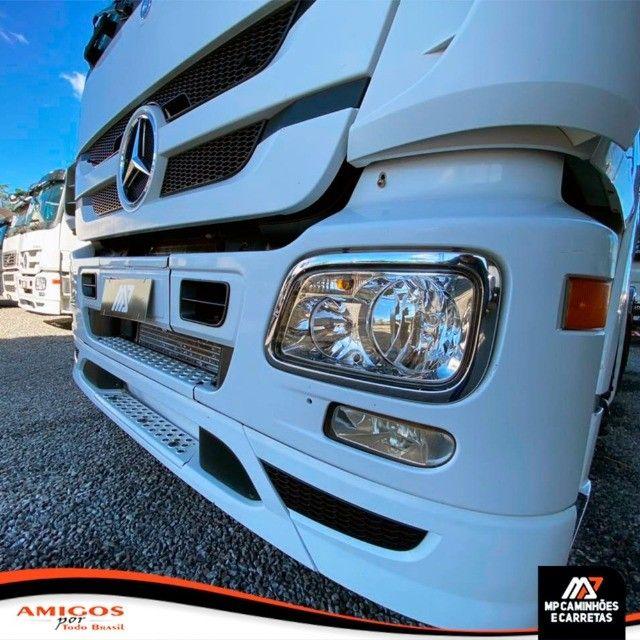 Cavalo Mecânico Mercedes-benz Actros 2646 6x4 2014 - Foto 7