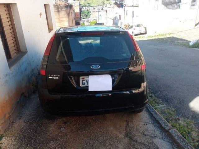 Ford Fiesta em muito bom estado, pouco rodado, único dono, carro de não fumante - Foto 3