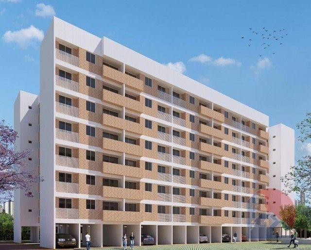 Apartamento à venda, 57 m² por R$ 221.900,00 - Bancários - João Pessoa/PB - Foto 4