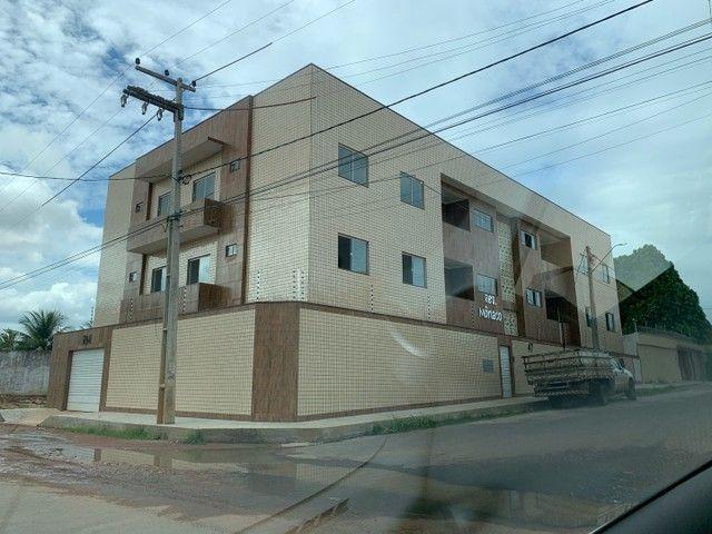 Apartamentos para locação vizinho a faculdade Leão Sampaio.