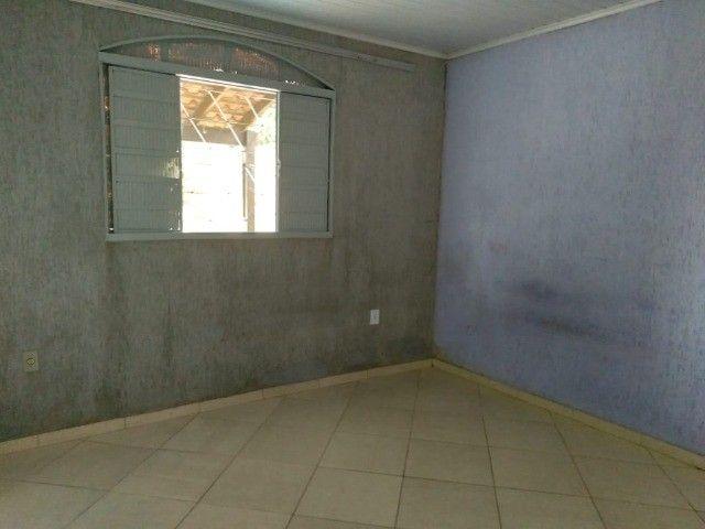 Casa 2 qtos, Jardim Zuleika, Rua Lorena, QD 15 , escriturado o terreno 300m² - Foto 3